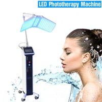 Pele Beauty Salon Use LED PDT rejuvenescimento máquina Light Therapy Photon máquina com 4 cores Profissional com CE