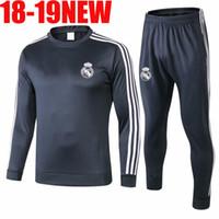 Buena 18-19 Real Madrid Sudaderas con capucha Kits de chaqueta Traje de  entrenamiento MARIANO cee622d97d678