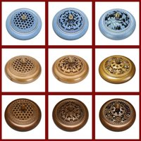 Incense burner stove censer holder pure copper tea ceremony ...
