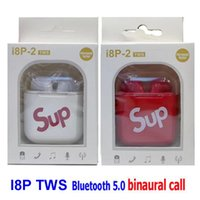 I8P TWS wireless bluetooth headset With Charging Bin SUP i8p...