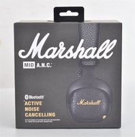 MARSHALL MID ANC Marshall Bluetooth Headphones TUNE OUT WITH...