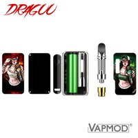 100% Authentic Vapmod Dragoo Mod 650mAh 3D Express Variable ...