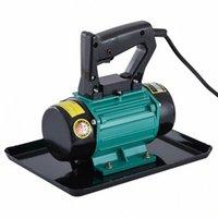 El Tipi Vibratör Küçük Yüksek Verimlilik Çimento Perdah Vibratör Taşınabilir Çimento Parlatıcı Titreşimli Makinesi 220V / 380V Mx2I #