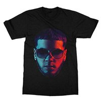 Reggaeton Anuel Black Casual funny Short Sleeved pure Cotton...