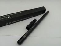 Yeni Makyaj Eyeliner Kalem Khol Crayon Eyeliner Kalem Doğal Waterptoof Siyah Göz Kalemi Kalem 1.45g Ücretsiz Kargo