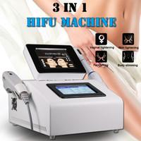 cara máquina HIFU portátil de elevación HIFU dentro de la vagina de apriete máquina HIFU máquina para el cuerpo de eliminación de adelgazamiento de arrugas