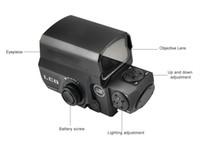 التكتيكية البصر ريد دوت التصوير المجسم البصر Riflescope يناسب أي السكك الحديدية 20MM جبل سكوبس الصيد رد الفعل البصر بندقية