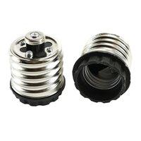 Universele ES Schroef Basis Cap Converter LED-lichtadapter E40 naar E27 Adapterhouder Adapter GU10 naar E27 Converter Socket E27-E40 E40-E27