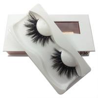 3D норковые ресницы долговечные 100% настоящие норковые ресницы естественный драматический объем наращивание ресниц макияж ручной работы толстые накладные ресницы красота