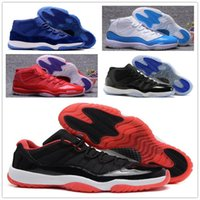 New 11s Mens Basketball Shoes High Quality 11 Space Jam 45 S...