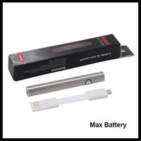 Itsuwa amigo max batería precalentador voltaje variable 380mAh carga inferior 510 vape bolígrafo batería para la libertad V1 V5 V9 V29 510 Thread Atomizer