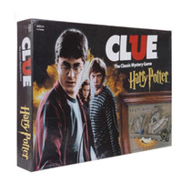 2019 Hot Sale Clue Harry Potter Board Game Action Figures Co...