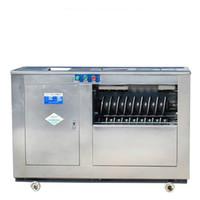 2200W commercial en acier inoxydable pain cuit à la vapeur faisant la machine électrique Machine de pâte automatique Sphérique pain cuit à la vapeur formant la machine