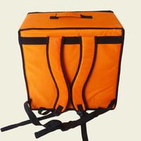 1680D imperméable Oxford À emporter sac chauffe-repas sac à dos sac réfrigéré isolation paquet valise sacs voyage stockage banquise