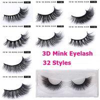 47209ccb1ae Wholesale dramatic false eyelashes online - NEW D Mink Eyelashes False  Eyelash Eyelashes Extension Big Dramatic