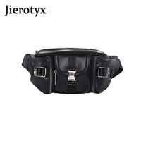 JIEROTYX 2020 новые дизайнерские поясные сумки для женщин унисекс панк хип-хоп поясная сумка мода мобильный телефон поясные сумки нагрудные сумки