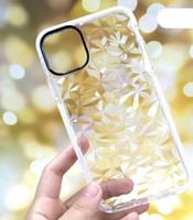 En Yeni Lüks Elmas TPU Telefon Kılıfı iPhone 11 Pro Max XR 8 7 6 İki Ton Renkli Darbeye tam koruma Arka Kapak
