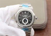 N-5726 hareketi kinetik enerji ekran + takvim ve faz fonksiyonu Kol saatı 324 s otomatik hareket tasarımcı saatler saatler
