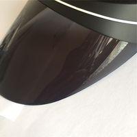 Gafas de sol pop de alta calidad Anti-UV Gafas de sol Moda Dazzle Lens Sunglasses Sombrero, tamaño 52-62cm.