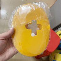 frete grátis acessórios escavadora 320B C 320D cabine de volta botão de bloqueio da tampa partes escavador tampa Glue painel guarnição fora de plástico