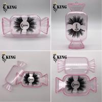 NEW 25mm 5D Mink Wimpern 16 Arten 3D falschen Wimpern Hot natürliche lange Mink Eye Lashes Augen Make-up High Volume Weiche Wimper