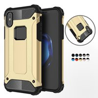 Steel Armor Shockproof Defender Robot Hard TPU+ PC Cover Case...