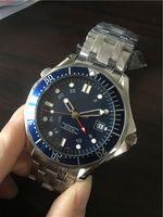 orologio orologio maschile Mens meccanico automatico in acciaio Orologi da polso stee alta qualità di trasporto 028