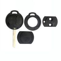 Кнопка чехол для ключа автомобиля чехол для Mitsubishi Colt Warior Carisma Spacestar Спорт Uncut Клинок