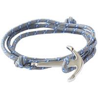 Bracelet d'ancrage réglable Paracord fait main avec le bracelet d'urgence d'urgence pendentif d'ancrage