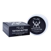 Melao татуировки Последующий уход Масло Крем татуировка увлажняющий крем для до, во время после того, как татуировки процесса 100% натуральный крем 3шт