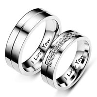 Valentine' s Day Gift 1 Piece Simple Alloy   Titanium St...