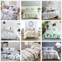 Jarl casa mais quente dos Conjuntos de cama para crianças microfibra Hotel respirável macio cabido da cama ajustado com edredons e lençóis gêmeo Rainha King Size