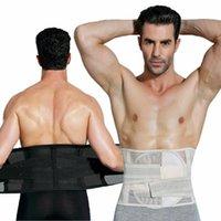 Body Shaper faja reductora Addome Fat Burning cinta modeladora Belly Modeling vita Trainer uomini che dimagriscono la cinghia del corsetto per gli uomini