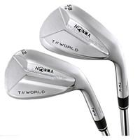 Новые гольф-клубы Honma T // World TW-W Гольф-дольки 48 или 50 52 60 градусов Кованые клинья Клубы Гольф стальные вал Свободный S
