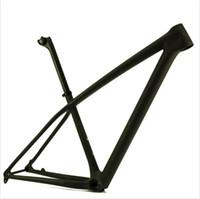 Hersteller verkaufen ultraleichte Kohlefaser-Gebirgsrahmen 29er Carbonrahmen T1000 Fahrradrahmen