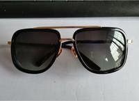 Yüksek kaliteli 004 kadın güneş gözlüğü erkek güneş gözlüğü erkek gözlük yaz koruma UV400 erkek güneş gözlüğü kutusu çantası ile gelir womens