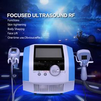 High Intensity Focused Ultrasound And RF Weight Loss Machine...