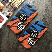 Новый Dragon Ball Super Son Goku мягкий силиконовый чехол для iphone 6 S plus 7 7plus 8 8plus X XS XR MAX Balloon Stent phone cases