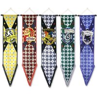 5 Styles Movie Harry Magic Potter flags College Flag COS Ban...