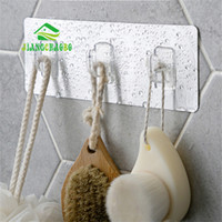 JiangChaoBo Strong Non- marking Glue Hooks Bathroom Door Rear...