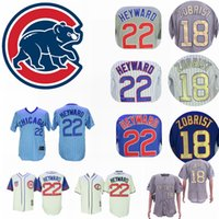 hot sale online 2f0d5 21d4b Wholesale Ben Zobrist Jersey - Buy Cheap Ben Zobrist Jersey ...