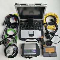 BMW ICOM A2 B C MB Star C4 SD 연결 WiFi Compact 4 1TB SSD V06.2021 소프트웨어 사용 랩탑 CF-30