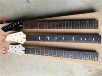 Fabrik Benutzerdefinierte Verschiedene Modell 6 Saiten E-Gitarre Hals mit Palisander Griffbrett, kann als Ihr Antrag besonders angefertigt werden