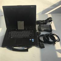 Super DOIP C6 estrela mb sd conexão compacta 6 com mais novo macio-ware 2020.06V SSD com portátil CF-52 CF52 toughbook pronto para usar CONJUNTO COMPLETA