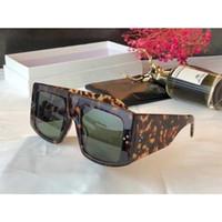 2020 óculos escuros de grife de moda para as mulheres grandes quadro quadrado óculos de sol novos atmosfera simples estilo selvagem lente proteção UV400 óculos 4S105