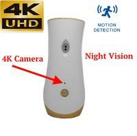 2020 Sıcak 1080 P Yeni Tasarım Moda Dadı Kameralar Yaratıcı Kahya Video Hareket Algılama Gece Görüş Kamerası