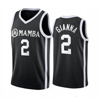 Custom XXS-6XL Giannabryant Uconn Haskies Специальный дань Колледж навсегда Мамба на пенсионеровке Номер Мемориал Мужские Женщины Younth Баскетбол Джерси