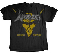 VENOM Black Metal T SHIRT S- M- L- XL New - Metal Music Officia...