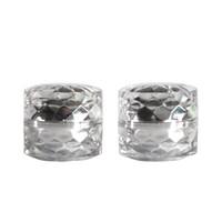 5g ouro / prata brilhante diamante acrílico frasco de creme, loção máscara recarregável garrafas, cosmético embalagem cosméticos Jar F3355