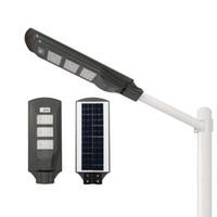 20W 40W 60W Güneş Sokak Işık ile Radar Sensörü Kullanım İçin Plaza Park Yolu Bahçe Dış Aydınlatma